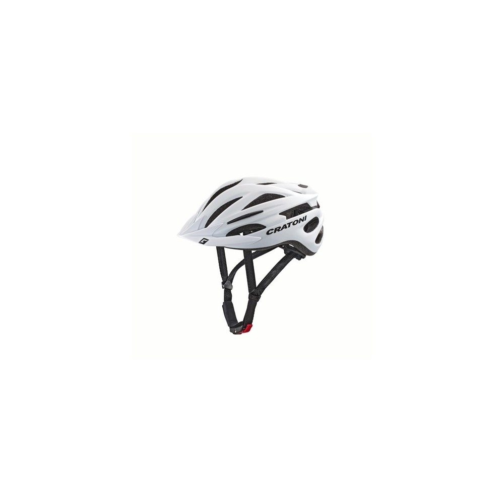 Cratoni Farbe: black Red matt 54-58 cm Größe: S-M Pacer+