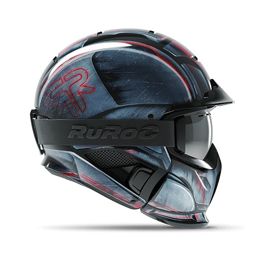 Ruroc RG-1-DX Forge