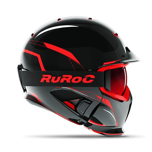 Ruroc RG-1-DX Ghost