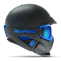 Ruroc RG-1-DX Black Ice 2018/2019