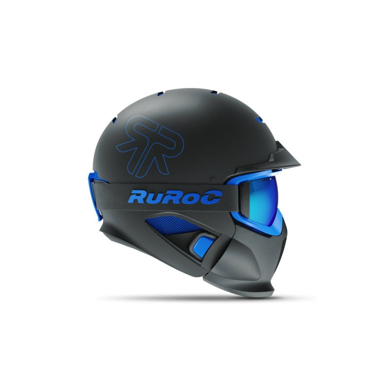 Ruroc RG-1-DX Black Ice