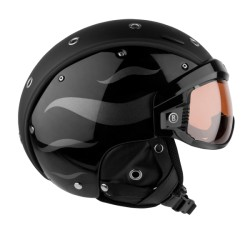 no sale tax buying cheap where to buy Bogner - B-Visor Flames