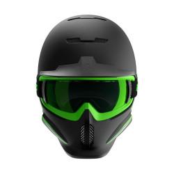 Ruroc RG-1-DX Black Viper