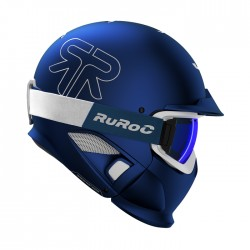 Ruroc - RG1 - DX Midnight