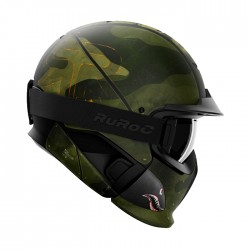 Ruroc - RG1 - DX Spitfire with polarized lens