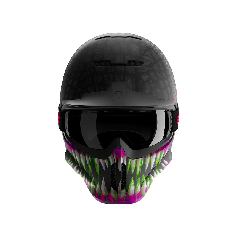 Ruroc - RG1 - DX Toxin with polarized lens