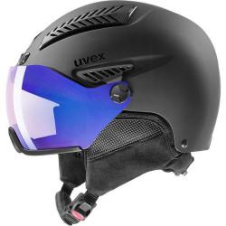 uvex - hlmt 600 visor vario