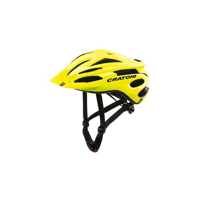 Cratoni Unisex/ MTB One Size Erwachsene Pacer anthrazit Fahrradhelm