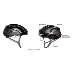 Sena - Smart Cycling Helmet X1 Pro